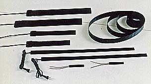 リボンヒーターの形状