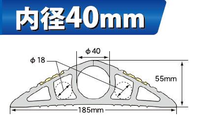 内径40mm