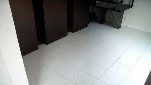 電気式床暖房システム「ゆか暖らん」を施工したピアノ室