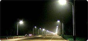 LEDコーンライトの応用場所