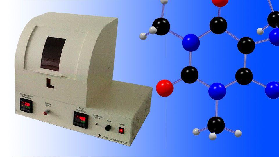当社ナノテクが生み出した、高性能オリジナル製品 生体分子間相互作用解析装置 QCM解析システム QCM装置 お試しキットもご用意しています。