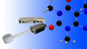 高粘度用QCM装置(生体分子間相互作用解析装置)